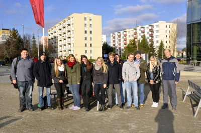 Campus in Budweis